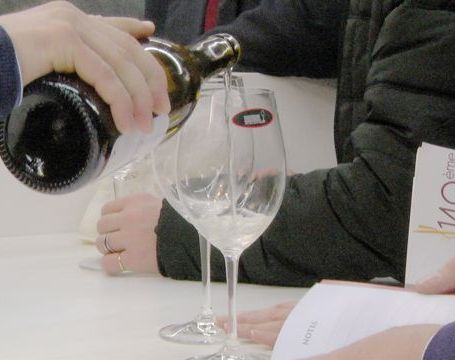 Tasting 3000 Burgundy Wines at the Fête des Grand Vins 2012