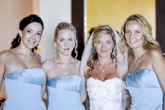 Leona + Bridesmaids