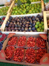 Figs and wild berries @CelinaLafuenteDeLavotha