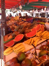 Mangos, bananas, watermelons, pineapples and more @CelinaLafuenteDeLavotha