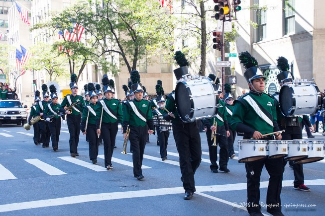 Columbus Day Parade 2016