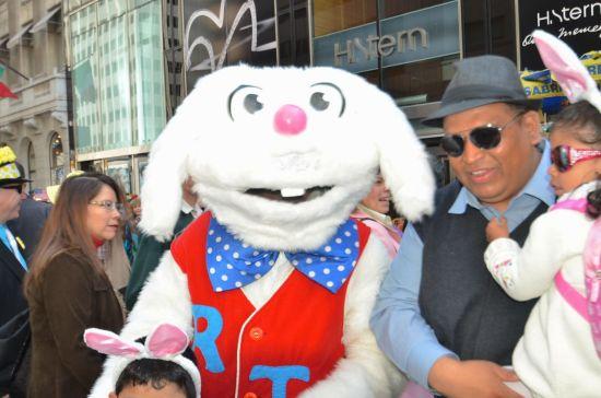 NYC Easter Parade - © IMPress Magazine - Len Rapoport
