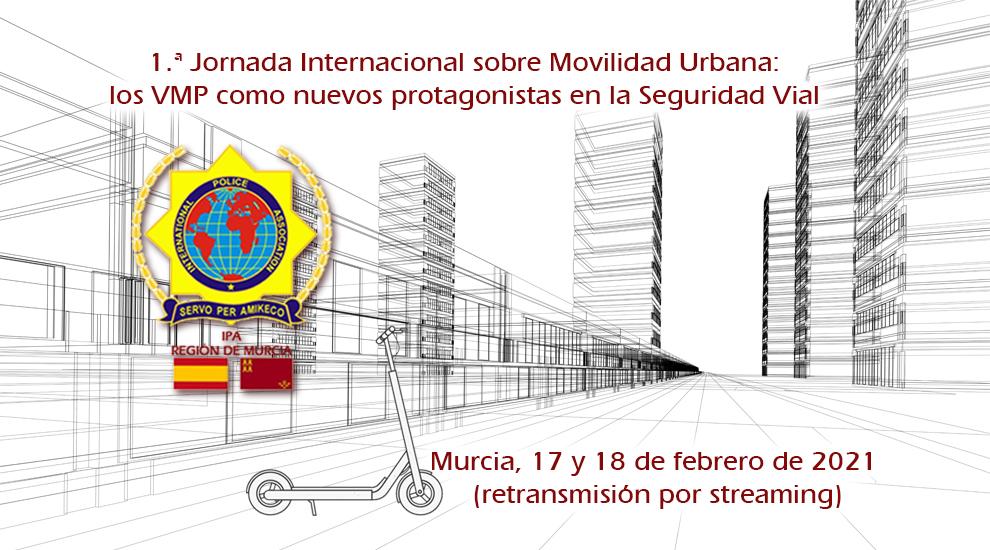 wen31w - 1.ª Jornada Internacional sobre Movilidad Urbana: los VMP como nuevos protagonistas en la Seguridad Vial
