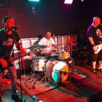 Gimp Fist and Anger Flares on red hot form in Rebellion warm-up gig
