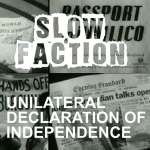 Slow Faction provide food for thought on the state of a nation and how we got here on new album of political punk