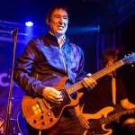 Steve Diggle looks to the future as he flies the Buzzcocks flag without Pete Shelley