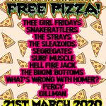 Pizzafest: 11 bands and as much pizza as you can eat at York's garage-rock all-dayer – all for a tenner