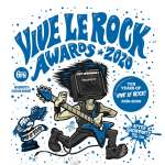 Vive Le Rock Awards is going up in the world to celebrate magazine's 10th anniversary