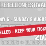Rebellion Festival organisers make 'heartbreaking' decision to cancel 2020 Blackpool gathering due to coronavirus pandemic