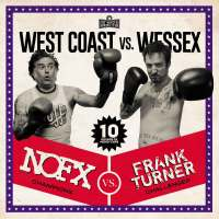 NOFX and Frank Turner cover each other's songs on split album, with uneven results