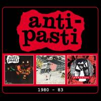 Anti-Pasti set shows why their debut album and early singles were third wave punk classics