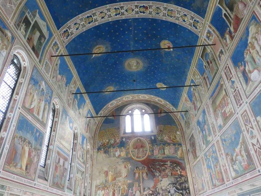 The Scrovegni Chapel, Padua, Italy