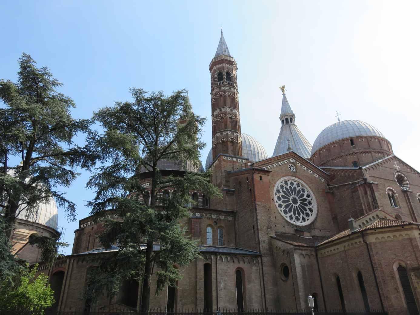 The Basilica of Saint Anthony, Padua, Italy