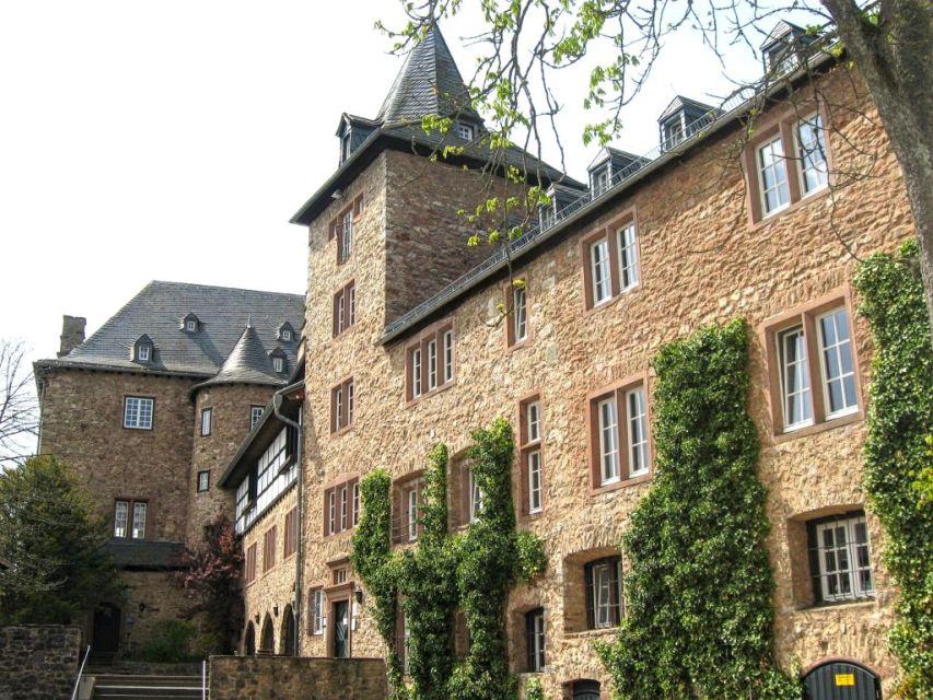 The Castle of Blankenheim, Blankenheim, Germany