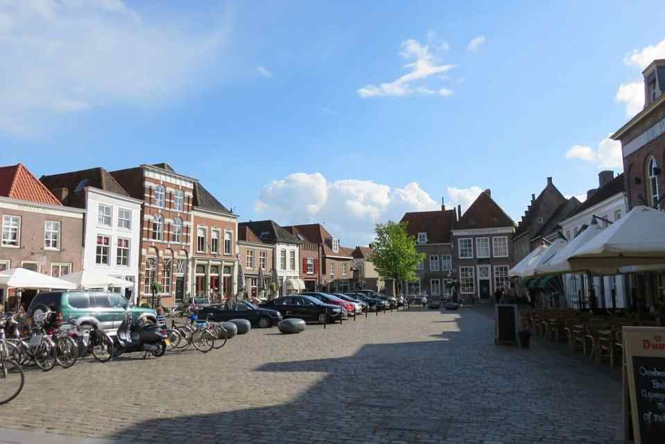 The Fish Market (Vismarkt), Heusden