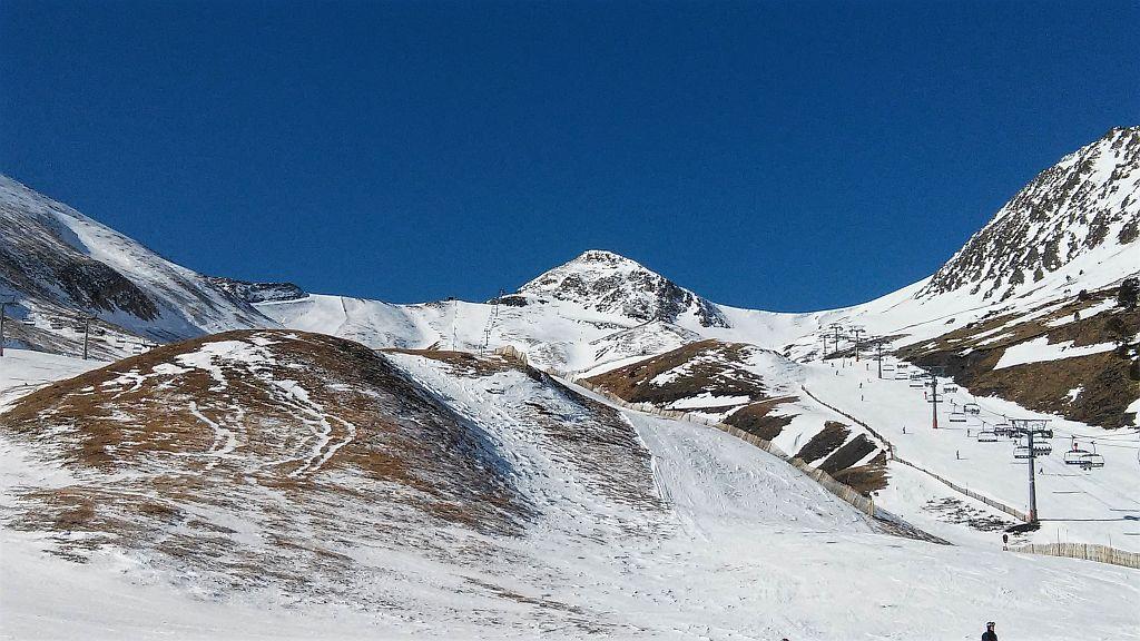 Ski slopes - Andorra