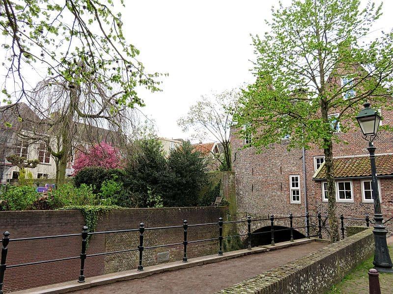 A quiet street - Den Bosch