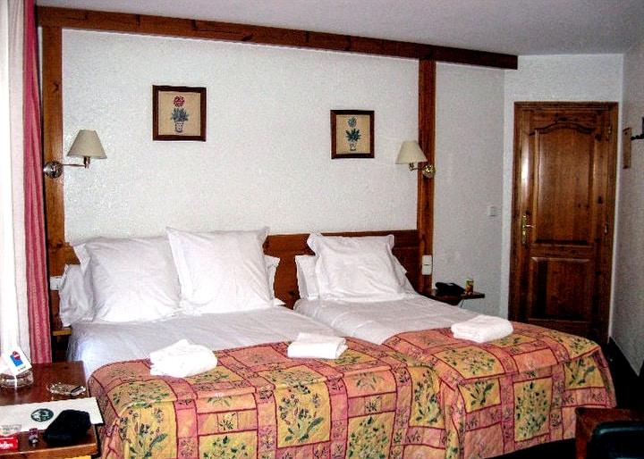Room at Hotel Naudi - Andorra