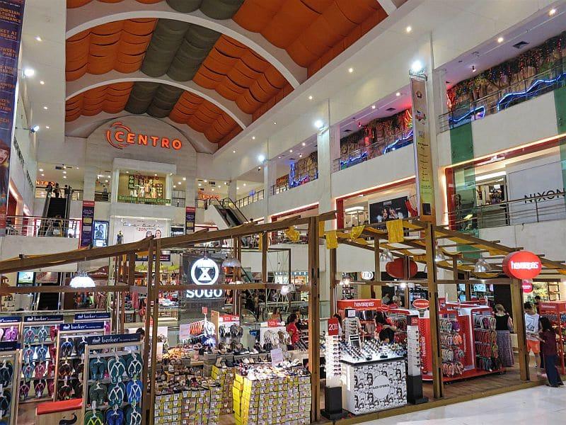 Shopping mall in Kuta - Bali, Indonesia