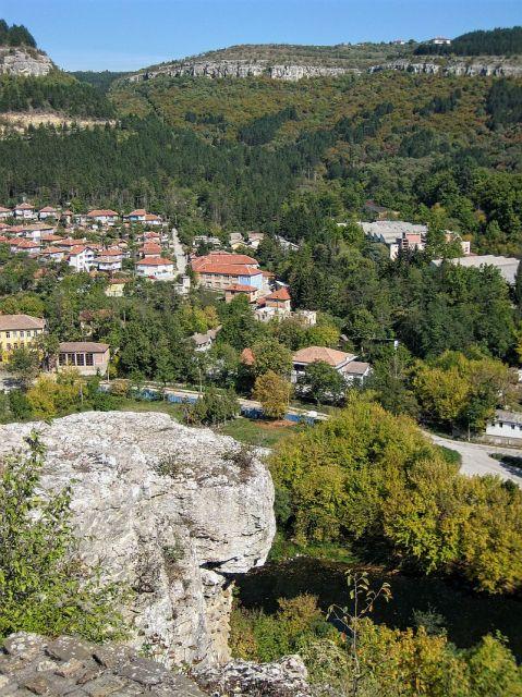 The Execution Rock - Tsarevets - Bulgaria