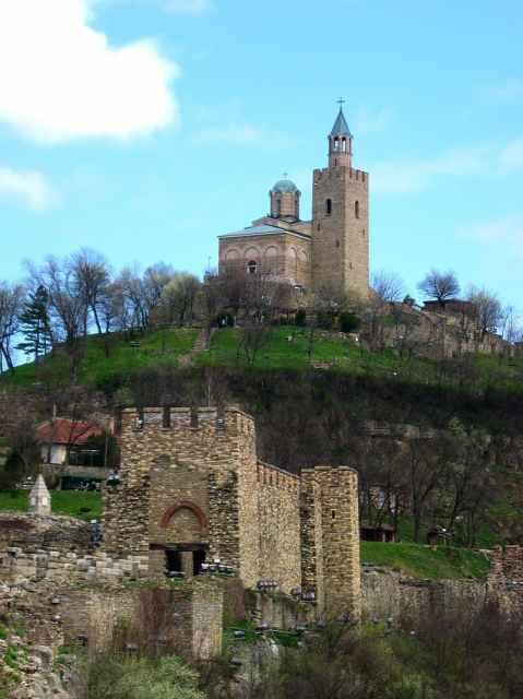 The Patriarchal Church - Tsarevets - Bulgaria