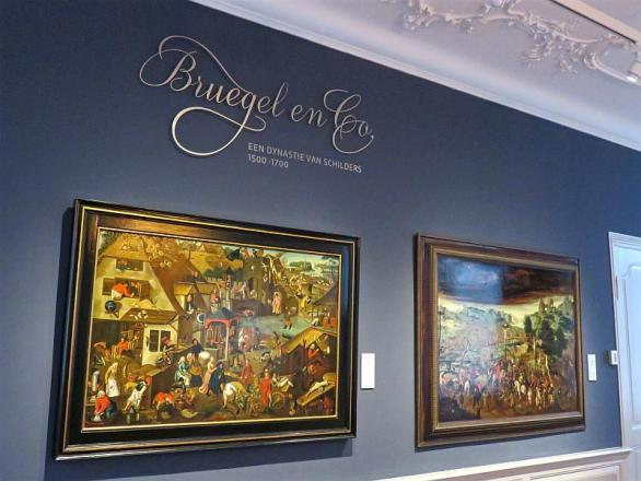 Breugel Paintings Noorbrabants Museum