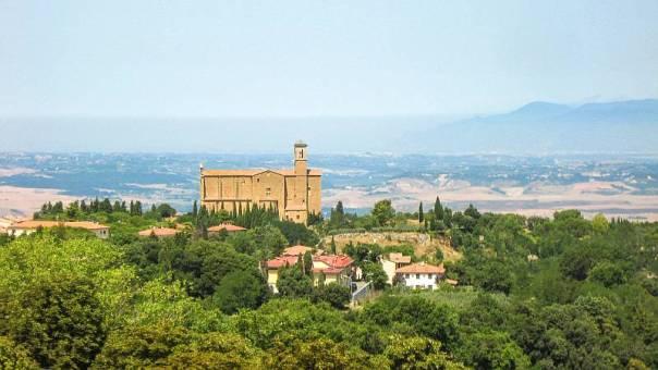 San Giusto, Volterra, Tuscany, Italy