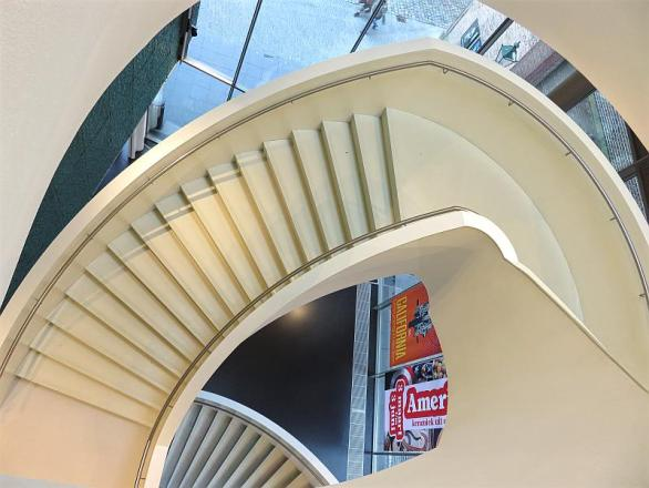 Staircase Stedelijk Musem