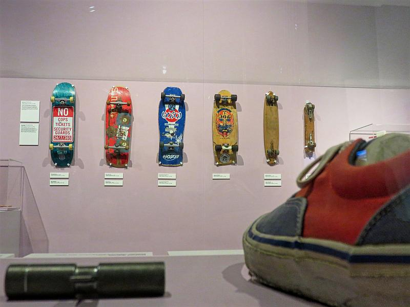 The Evolution of Skateboards