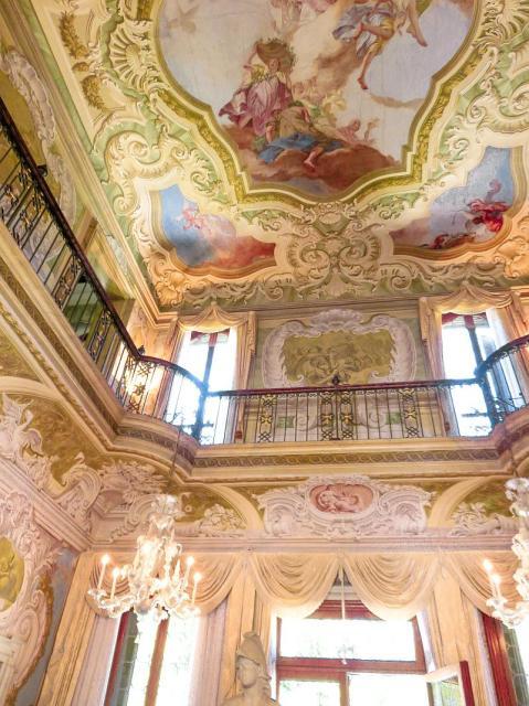 Villa Widmann - ballroom