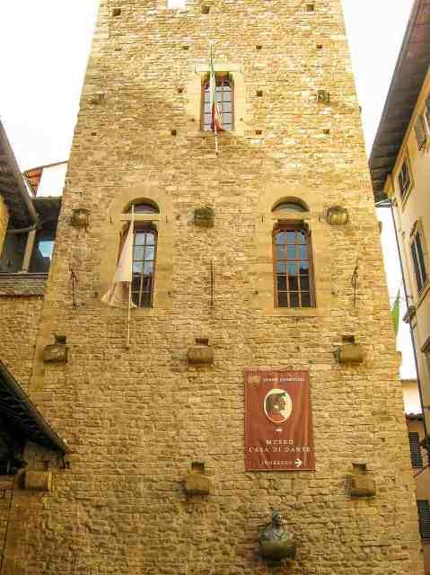 Casa di Dante Museum in Florence