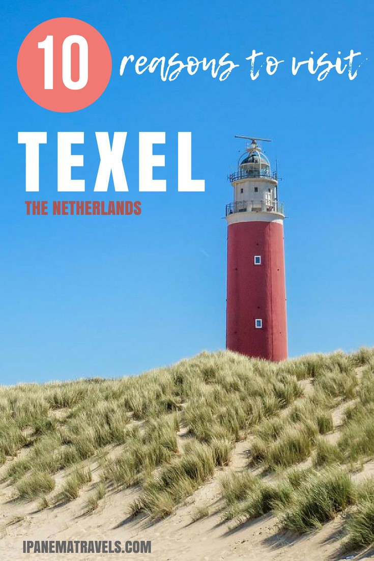 Why should you visit Texel (the Netherlands)? Read here why Texel is the ultimate island escape and what it has to offer: stunning white-sand beaches, beautiful views, quaint villages, and much more. #texel #netherlands #visittexel #visitnetherlands #holland #netherlandstravel #hollandtravel #islandescape #island #summerholidays #whitesandbeaches