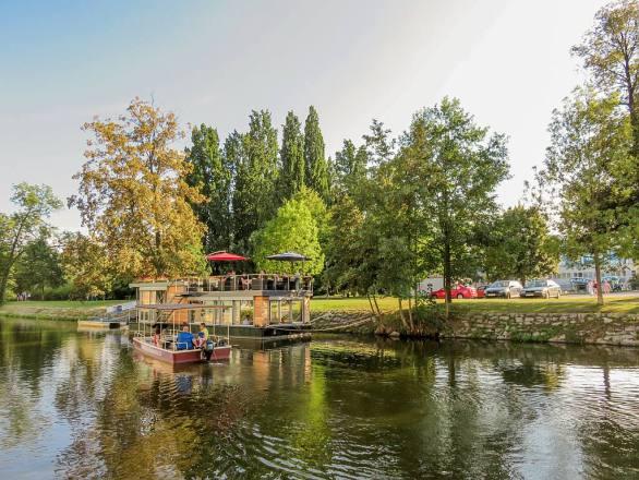 Along the Vlatava River