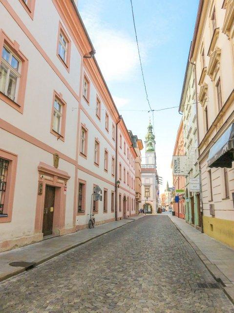 Ceske Budejovice - street