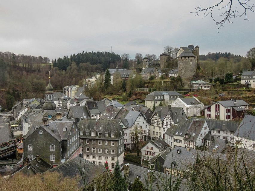 Monschau and the castle
