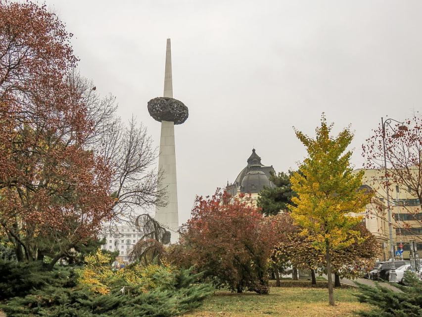 Memorial of Rebirth in Bucharest