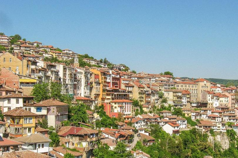 Veliko Tarnovo - Houses