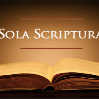 SAMO PISMO (SOLA SCRIPTURA) - JEDINI ILI KONAČNI AUTORITET ZA PROTESTANTE?