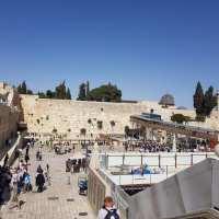 SEDAM DANA U JERUZALEMU U RIJEČI I SLICI