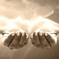 MOJE JE IME UREZANO U TVOME DLANU - Molitva Kristu