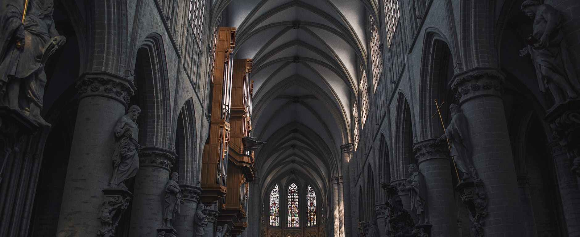 st michael and st gudula cathedral brussels
