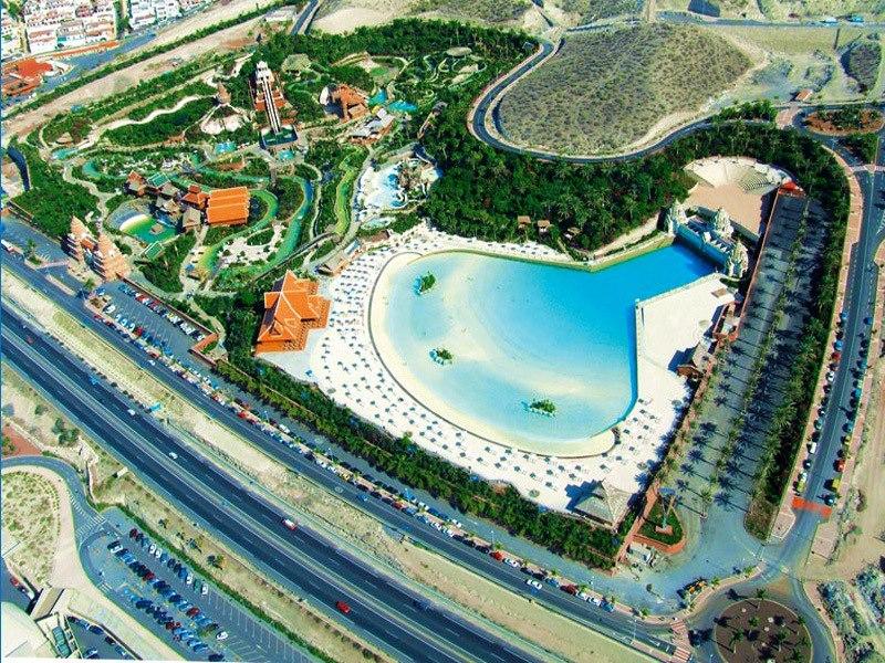 ba0d1c9b41a4 Il parco acquatico Siam Park nell'isola di Tenerife - Canarie