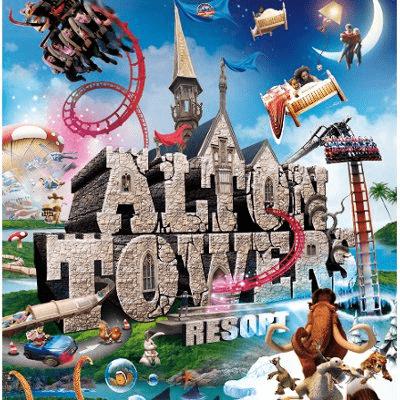 Alton Towers Resort il principale parco a tema dell' Inghilterra