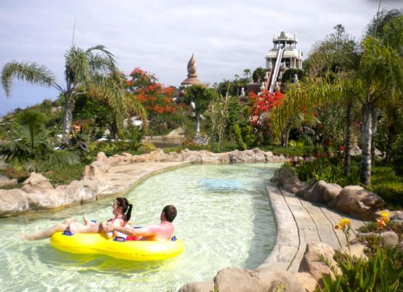 I migliori parchi acquatici in Spagna