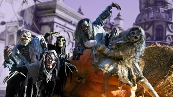 Halloween nei parchi divertimento d'Italia ed Europa