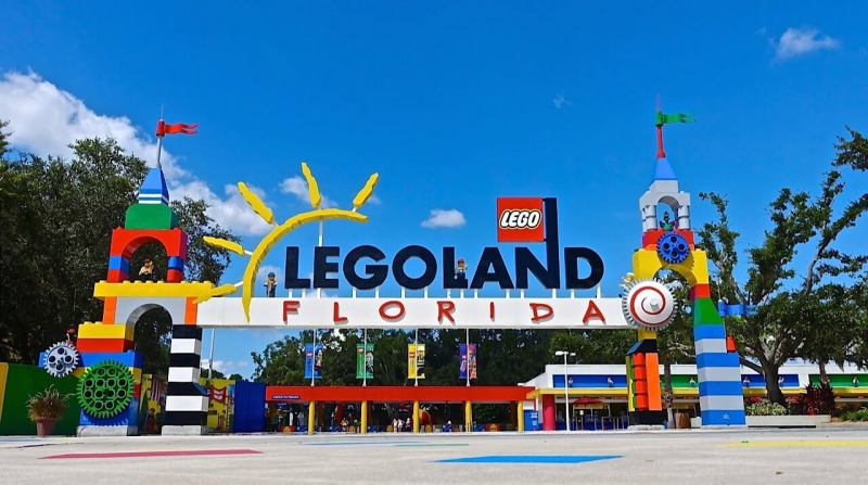 LEGOLAND Florida, il parco LEGO piu grande del mondo