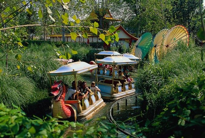 Fiabilandia il parco divertimenti delle famiglie a Rimini sulla riviera romagnola