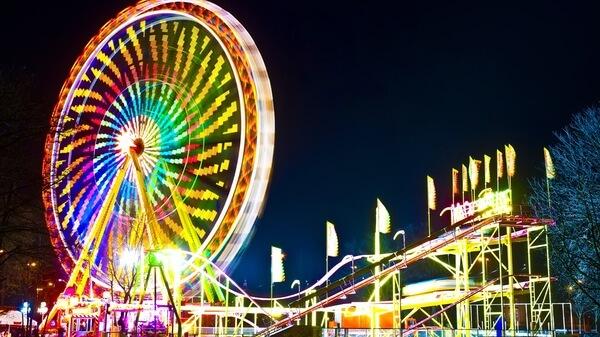 Europark Idroscalo Milano il luna park dei milanesi e di tutta la Lombardia