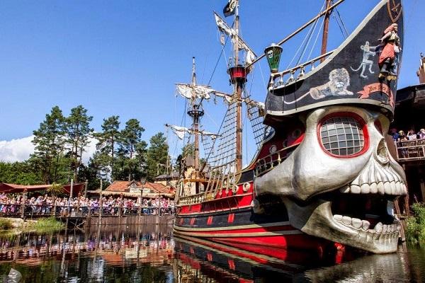 Parco divertimenti Dyreparken in Norvegia