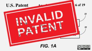 invalid patent